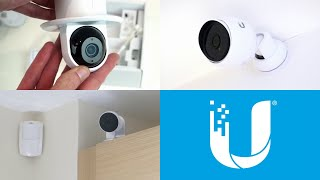 Upgrading my Home Security with UniFi Protect