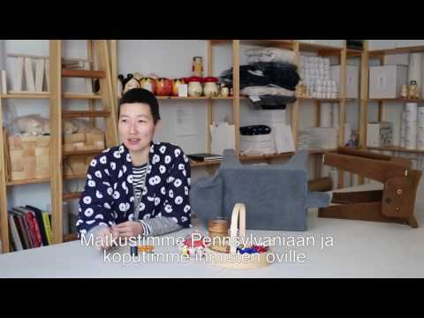 Why is tradition important? Story of designer Aamu Song, candidate for the Ornamo Award 17