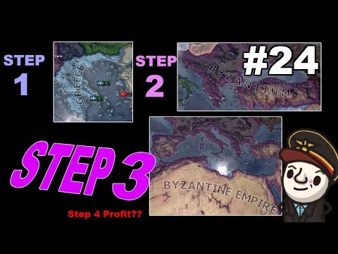 Hearts of Iron 4 - Waking the Tiger - Restoration of the Byzantine Empire - Part 24
