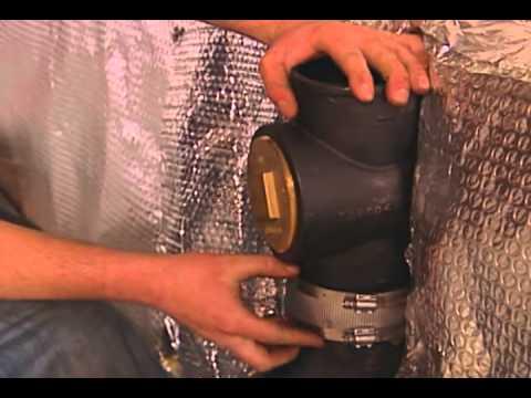 Basement renovation how to waterproof basement bob - Nasse wande sanieren ...