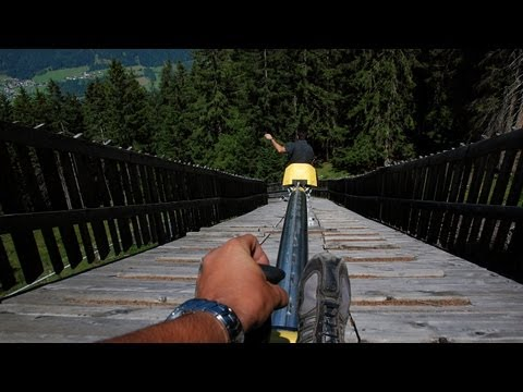 Alpine Coaster Mieders and Imst in Austria