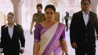 Jyothika Meets President In Delhi - 36 Vayadhinile (2015) Tamil Movie Scenes