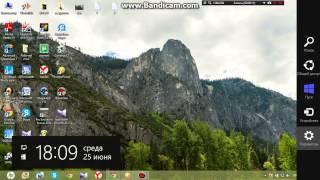 видео Как включить блютуз на Виндовс 8