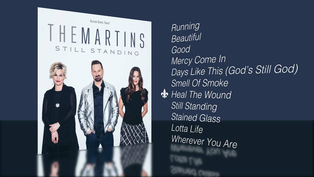the-martins-still-standing-album-preview-gaither-music-tv