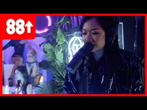 "Vietnamese rap queen Suboi performs ""Đời"" live from the 88 Shrine"