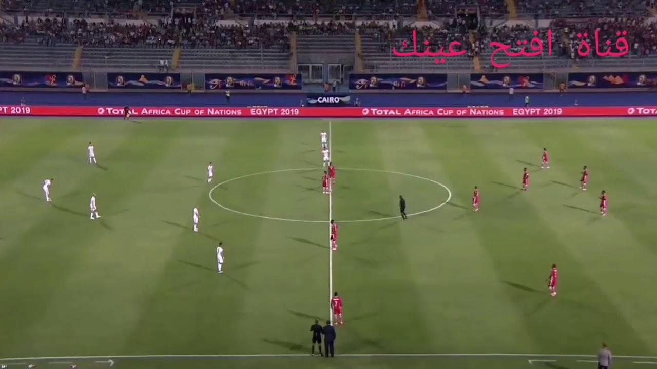 ملخص مباراة الجزائر كينيا شاشة كاملة