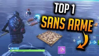 🥇 TOP 1 / JE FINI LA GAME SANS ARME