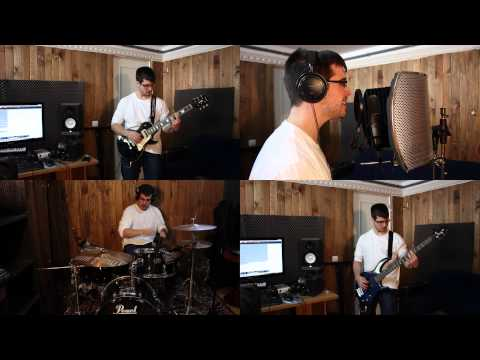 Blur - Song 2 [Full HD] (One Man Band Cover)