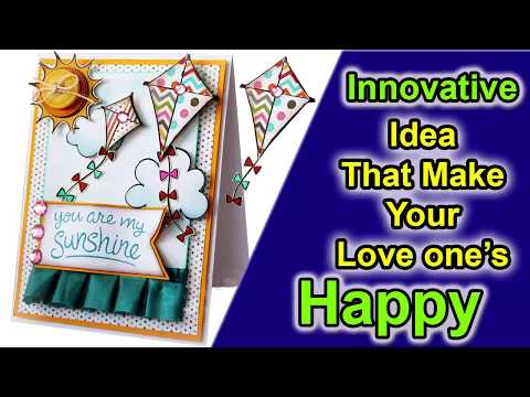 How To Make TriAngle Decoration card | Diy Craft | Homemade Craft | Easy Craft