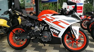2020 KTM RC 125 BS6 | Walkaround Review - 2020 RC 125 BS6 | Features | Specs | Price