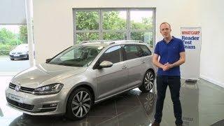 Volkswagen Golf Variant 2014 Videos