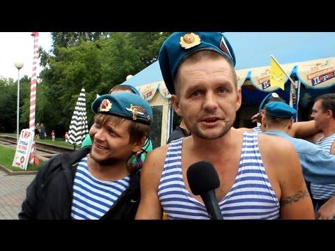 ДЕНЬ ВДВ Самый лучший видеообзор Air Forces Day in Russia, the best review (English Subtitles)