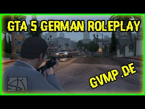 GTA 5 ROLEPLAY MULTIPLAYER MOD! +++Neue Klamotten & Style+++ | #GVMP.DE