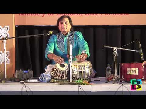 Tabla Solo~Ustd Akram Khan~Harmonium~Hiranmoy Mitra
