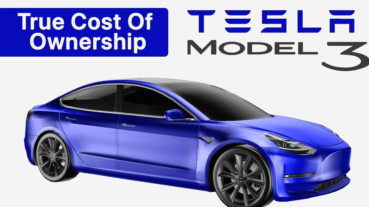 Cost to own a tesla
