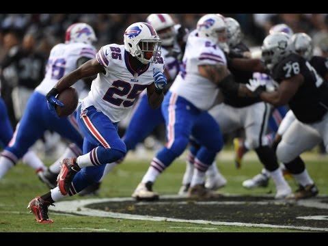 LeSean McCoy vs Raiders (NFL Week 13 - 2016) - 191 Yards! | NFL Highlights HD