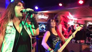 Wasted Years Iron Maidens live in Ferndale Washington