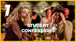 Student Confessions (1/8): Duploblok vast in mijn poep?!