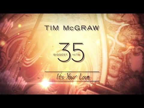 Tim McGraw & Faith Hill  Its Your Love  Lyric