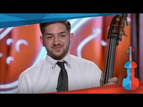 Virtuózok 2016   Döntő   Kökény Tamás – Piazzolla Oblivion