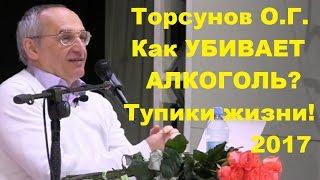 Торсунов О.Г. Как УБИВАЕТ АЛКОГОЛЬ Тупики жизни