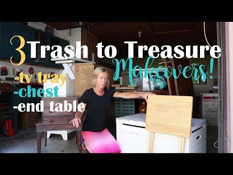 Trash to Treasure Makeovers