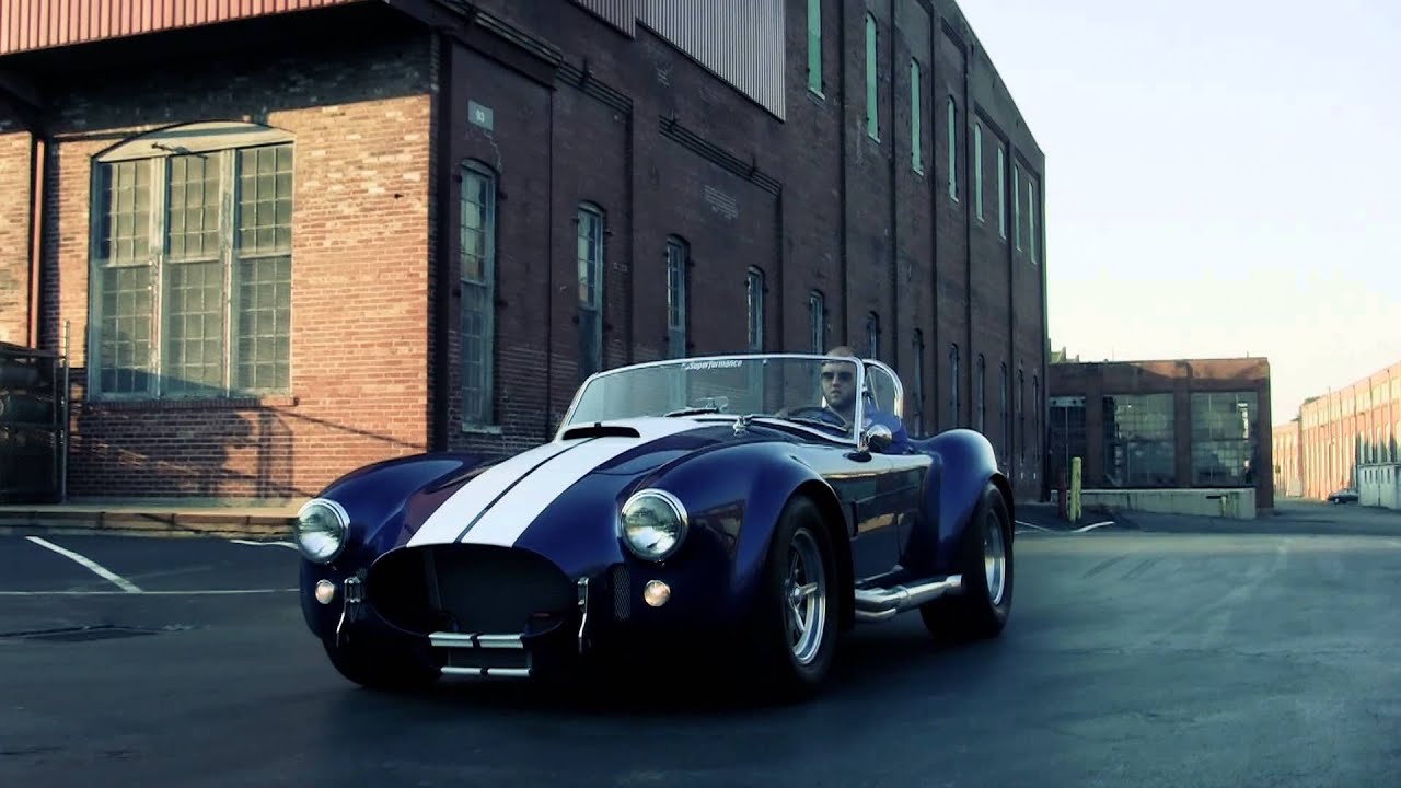 """Build A Ford >> 5.0 Coyote powered Superformance Shelby Cobra for sale by """"The Car Guy"""" - YouTube"""