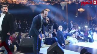 اتفرج| وائل جسار يحتفل بالعام الجديد مع جمهوره بـ«انتركونتننتال»