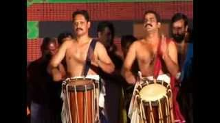 ParappurTimes - C V Pappachan Panchari melam Part - 4