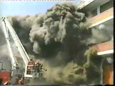 Backdraft Fire Compilation