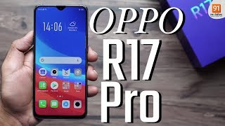 OPPO R17 Pro: Unboxing | Hands on [Hindi हिन्दी]