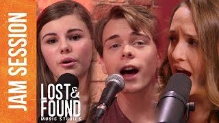"""Lost & Found Music Studios - Jam Session: """"I Found My Voice"""""""