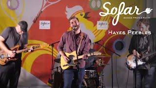 Hayes Peebles - Airways | Sofar NYC