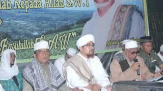 Qasidah burdah Majelis Dzikrullah SWT bersama Al Habib Yusuf Bin Abdullah Syahab