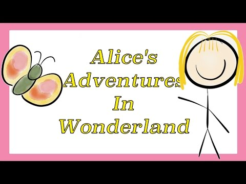 Alice's Adventures in Wonderland by Lewis Carroll (Book Summary) - Minute Book Report