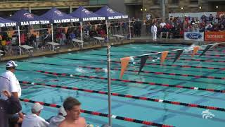 2018 CIF SS D-1 Swimming & Diving Championships - Boys 100 Free Finals - Shawn Lou (45.05)