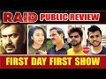 """Raid Movie"" Public Review 