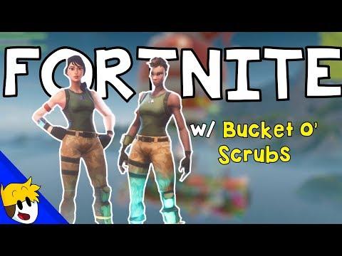 MEMEMEZ | Fortnite w/ Bucket o' Scrubs