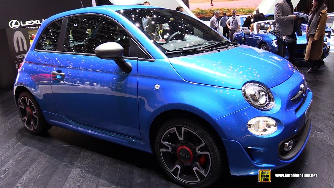 2017 Fiat 500s Exterior And Interior Walkaround 2017