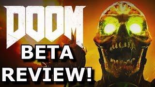 DOOM Beta Review/Impressions! (PS4/Xbox One)