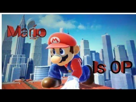 Mario Is OP SSB Ultimate