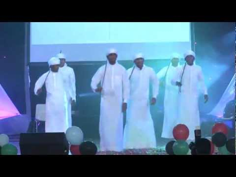 OFFICIAL:- NIMS sharjah - arabic dance (gulu-gulu)