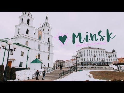 Finally Visiting Minsk!