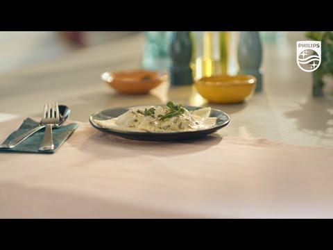 How to Make Homemade Ricotta Spinach Ravioli w/ Philips Pasta Maker