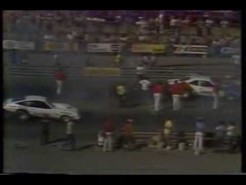 Drag Racing 1976 NHRA World Finals PRO STOCK Eliminations Round 2