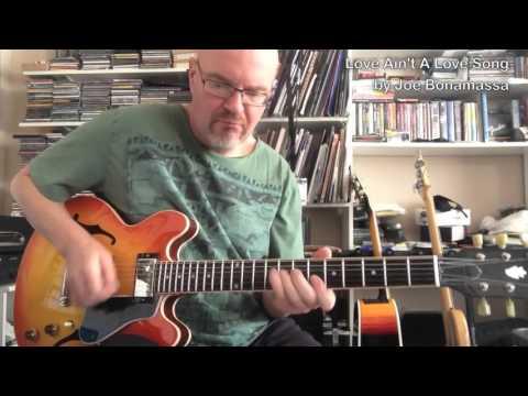 Roy Fulton - Love Ain't A Love Song By Joe Bonamassa