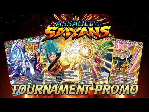 YOU MUST GET THE NEW TOURNAMENT PACKS! DRAGON BALL SUPER CARD GAME  