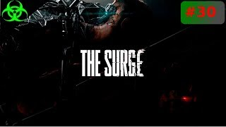THE SURGE German Gameplay #30 Nicht erfasster Bereich