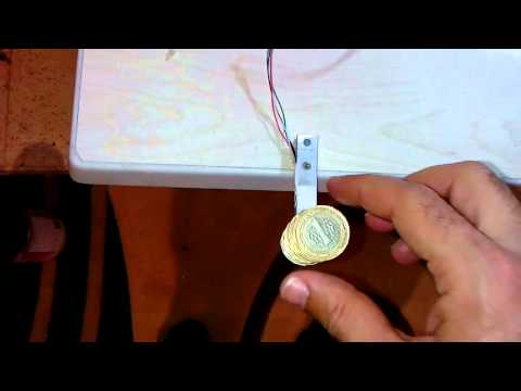Arduino Load Cell Strain Gauge Appilication With Hx711