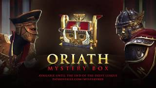 What's in the Oriath Mystery Box?